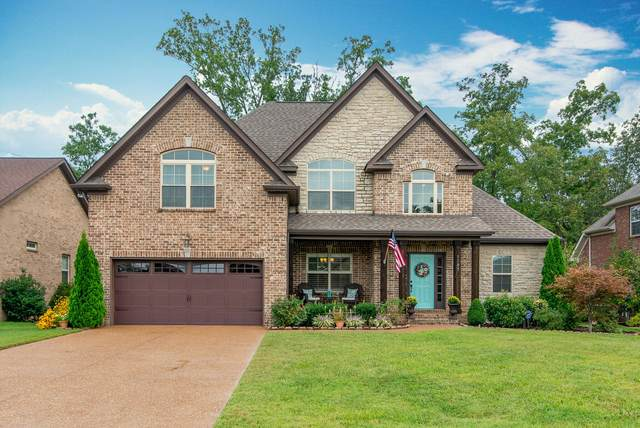 1105 Secretariat Drive, Mount Juliet, TN 37122 (MLS #RTC2190168) :: Village Real Estate