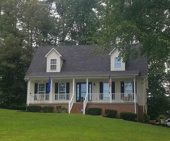 1633 Farmington Dr W, Cookeville, TN 38501 (MLS #RTC2190186) :: Benchmark Realty