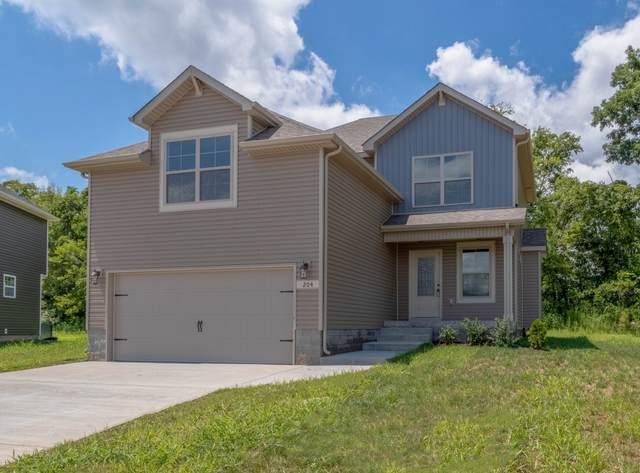 176 Bonnell Drive, Clarksville, TN 37040 (MLS #RTC2190217) :: The Kelton Group