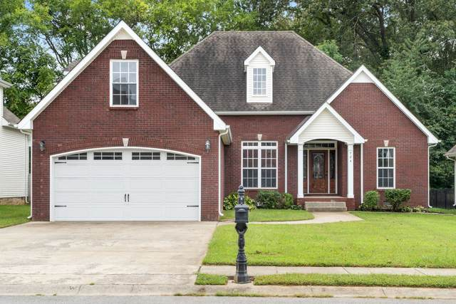 724 Cavalier Dr, Clarksville, TN 37040 (MLS #RTC2190234) :: Village Real Estate