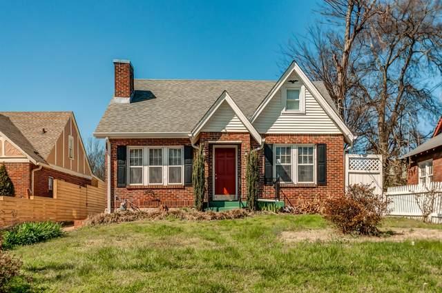 1510 Riverside Dr #6, Nashville, TN 37206 (MLS #RTC2190250) :: Village Real Estate
