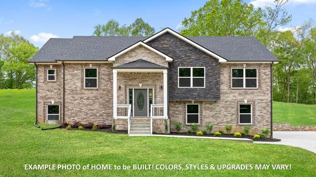 7 Sager's Edge, Clarksville, TN 37040 (MLS #RTC2190310) :: Ashley Claire Real Estate - Benchmark Realty