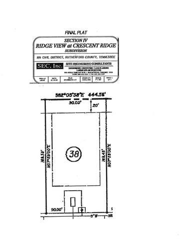 652 Twin View Dr, Murfreesboro, TN 37128 (MLS #RTC2190346) :: Village Real Estate
