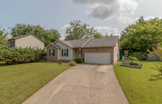 2815 Fenton Ct, Clarksville, TN 37040 (MLS #RTC2190349) :: Benchmark Realty