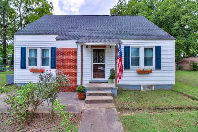 518 Oak St., Manchester, TN 37355 (MLS #RTC2190352) :: Village Real Estate