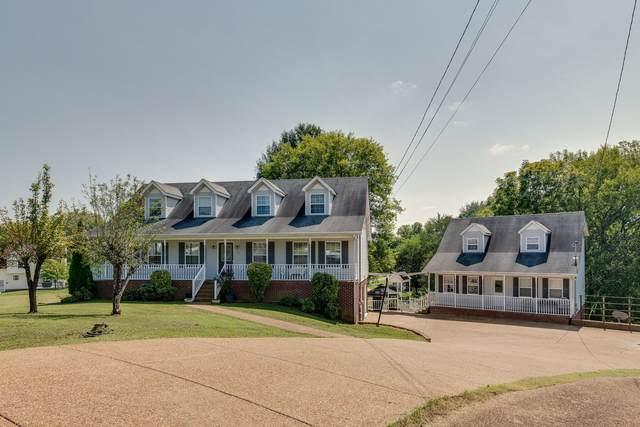 107 Robin Ct, Columbia, TN 38401 (MLS #RTC2190368) :: Adcock & Co. Real Estate