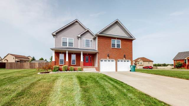 1808 Autumnwood Blvd, Clarksville, TN 37042 (MLS #RTC2190409) :: Village Real Estate