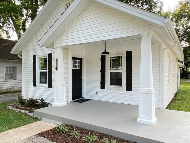 214 S Bilbro Ave, Murfreesboro, TN 37130 (MLS #RTC2190419) :: The Milam Group at Fridrich & Clark Realty