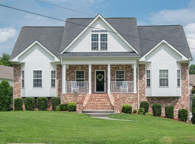 303 Artesa Dr, White House, TN 37188 (MLS #RTC2190422) :: John Jones Real Estate LLC
