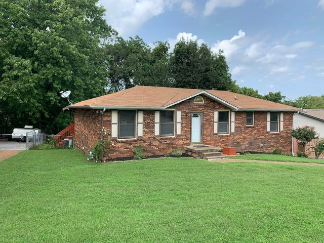 166 Brenda Ln, Antioch, TN 37013 (MLS #RTC2190438) :: The Huffaker Group of Keller Williams