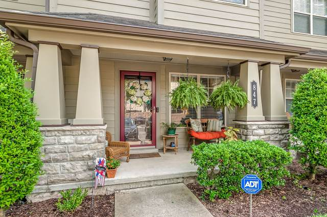 847 S Douglas Ave #847, Nashville, TN 37204 (MLS #RTC2190461) :: The Huffaker Group of Keller Williams