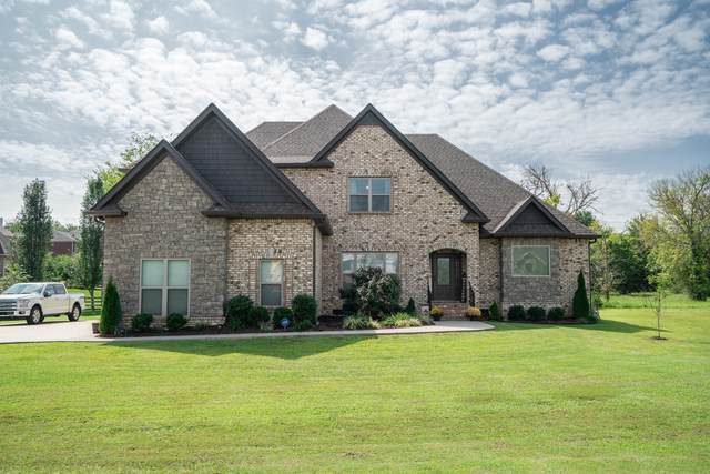 249 Ridgewater Way, Mount Juliet, TN 37122 (MLS #RTC2190588) :: Village Real Estate
