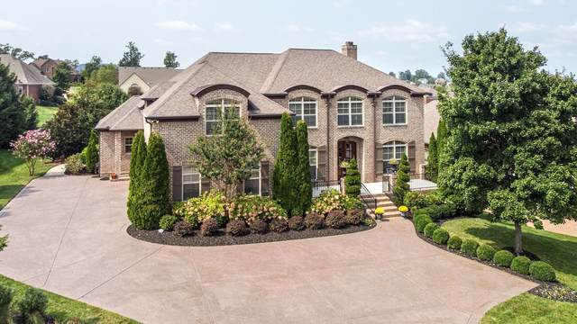 9733 Amethyst Ln, Brentwood, TN 37027 (MLS #RTC2190590) :: The Miles Team | Compass Tennesee, LLC