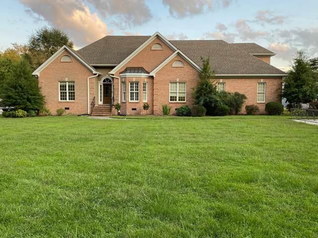 336 Short Springs Rd, Tullahoma, TN 37388 (MLS #RTC2190622) :: Village Real Estate