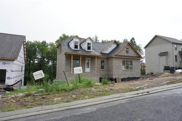 252 Crooked Creek Lane Lot 451, Hendersonville, TN 37075 (MLS #RTC2190666) :: Berkshire Hathaway HomeServices Woodmont Realty