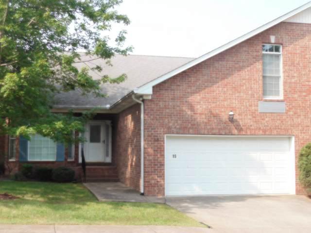 320 E Franklin St #15, Gallatin, TN 37066 (MLS #RTC2190679) :: John Jones Real Estate LLC