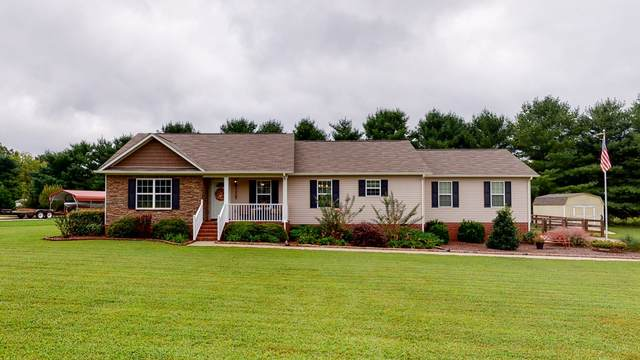 1123 Salisbury Dr, Columbia, TN 38401 (MLS #RTC2190687) :: FYKES Realty Group
