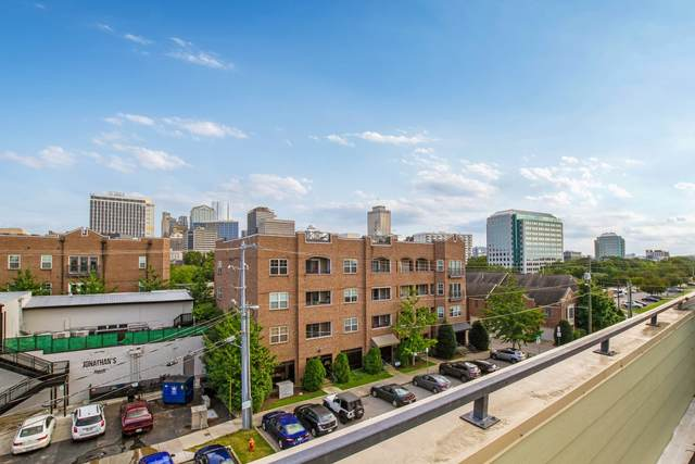 338 Harrison St, Nashville, TN 37219 (MLS #RTC2190707) :: HALO Realty