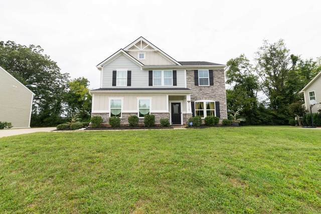 2408 Parkwood Dr, Murfreesboro, TN 37128 (MLS #RTC2190720) :: The Milam Group at Fridrich & Clark Realty