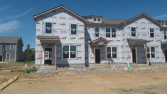 1703 Frodo Boulevard (80) #80, Murfreesboro, TN 37128 (MLS #RTC2190736) :: The Milam Group at Fridrich & Clark Realty