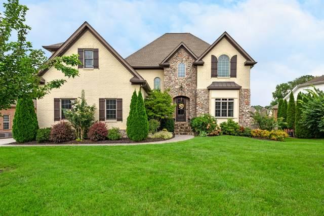 1308 Round Hill Ln, Spring Hill, TN 37174 (MLS #RTC2190771) :: Village Real Estate