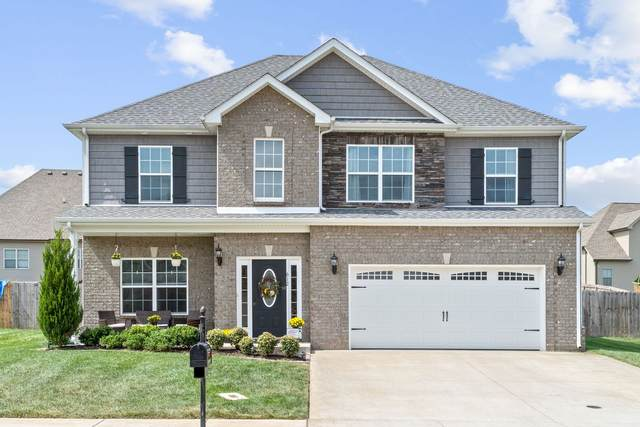 612 Larkspur Dr, Clarksville, TN 37043 (MLS #RTC2190854) :: FYKES Realty Group
