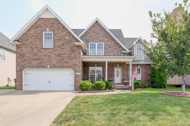 1137 Chinook Cir, Clarksville, TN 37042 (MLS #RTC2190861) :: Maples Realty and Auction Co.