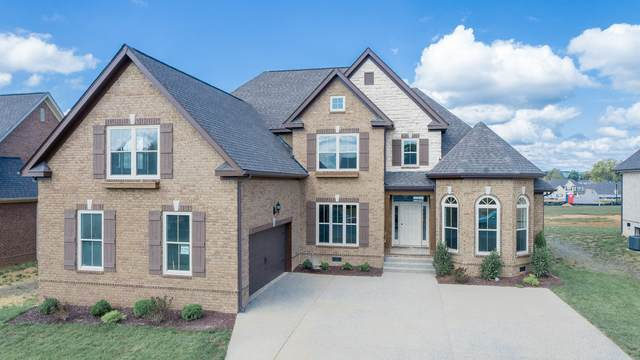9026 Safe Haven Place Lot 529, Spring Hill, TN 37174 (MLS #RTC2190896) :: The Kelton Group