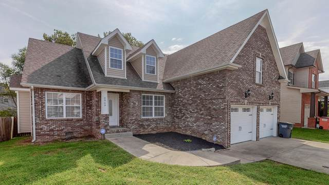 2969 Brewster Dr, Clarksville, TN 37042 (MLS #RTC2190910) :: Adcock & Co. Real Estate