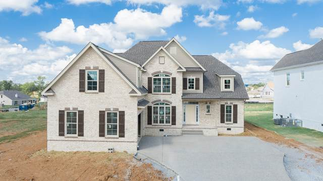 9044 Safe Haven Pl Lot 538, Spring Hill, TN 37174 (MLS #RTC2190916) :: The Group Campbell