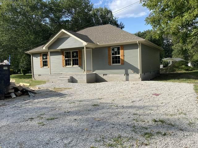 408 Davis Rd., Tullahoma, TN 37388 (MLS #RTC2190925) :: Village Real Estate