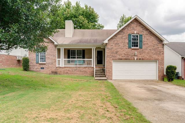 248 Green Hills Dr, Springfield, TN 37172 (MLS #RTC2190940) :: Village Real Estate