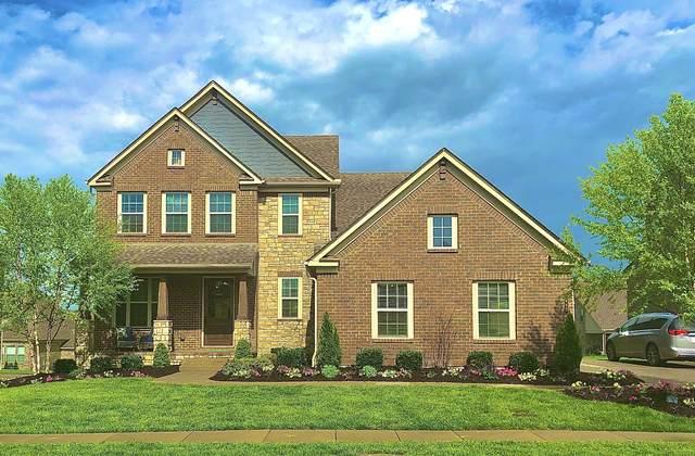 412 Larkhill Ln, Nolensville, TN 37135 (MLS #RTC2190965) :: Village Real Estate