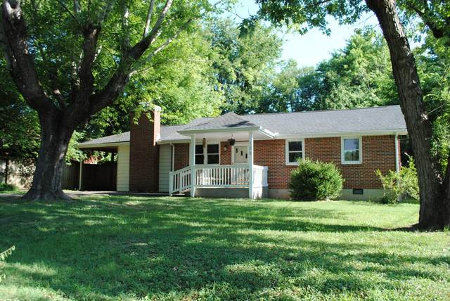 106 Sherwood Ter, Franklin, TN 37064 (MLS #RTC2190967) :: Village Real Estate