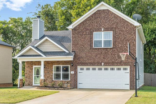 706 Cavalier Dr, Clarksville, TN 37040 (MLS #RTC2190981) :: RE/MAX Homes And Estates