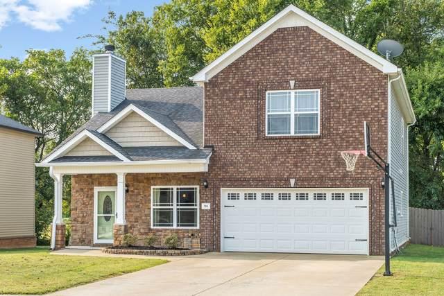 706 Cavalier Dr, Clarksville, TN 37040 (MLS #RTC2190981) :: Nashville Home Guru