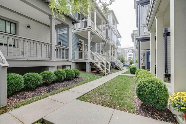 204 Burns Ave #8, Nashville, TN 37203 (MLS #RTC2190996) :: Berkshire Hathaway HomeServices Woodmont Realty