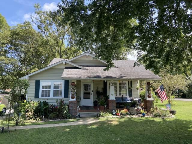 707 Virginia Ave, Gallatin, TN 37066 (MLS #RTC2191002) :: PARKS