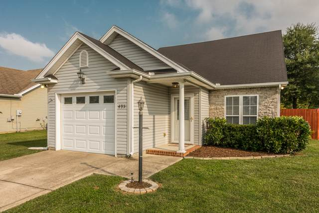 495 Albion Way, Gallatin, TN 37066 (MLS #RTC2191023) :: Berkshire Hathaway HomeServices Woodmont Realty