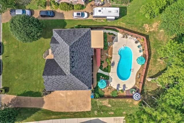 1507 Brookstone Cir, Mount Juliet, TN 37122 (MLS #RTC2191042) :: Village Real Estate