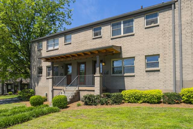 2831 Hillside Dr H4, Nashville, TN 37212 (MLS #RTC2191064) :: Wages Realty Partners