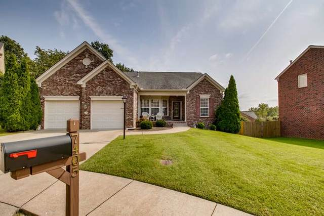 7405 Thornwood Ct, Mount Juliet, TN 37122 (MLS #RTC2191088) :: Wages Realty Partners