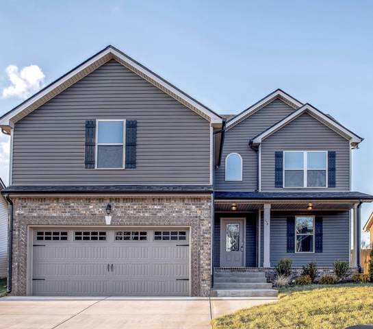 25 Morningwood, Clarksville, TN 37042 (MLS #RTC2191108) :: FYKES Realty Group