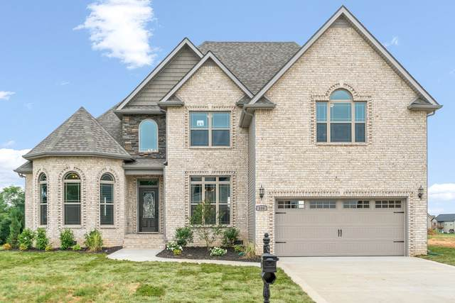 4 Wellington Fields, Clarksville, TN 37043 (MLS #RTC2191114) :: FYKES Realty Group