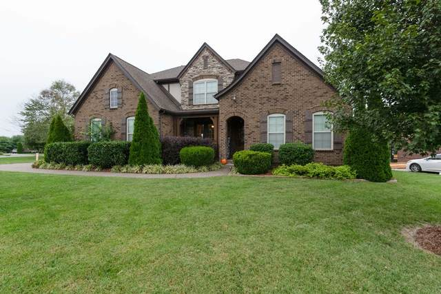 1014 Vista Ct, Hendersonville, TN 37075 (MLS #RTC2191116) :: Village Real Estate