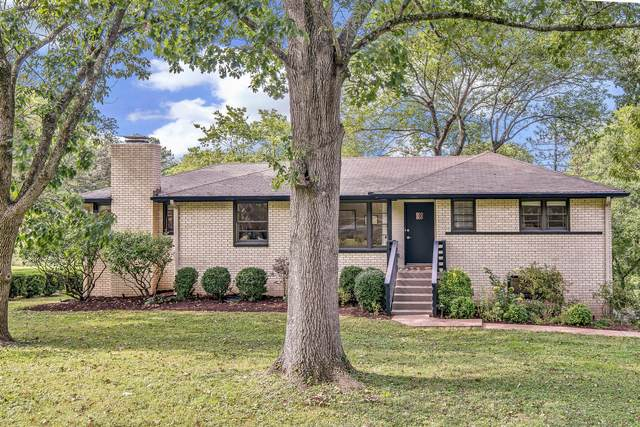955 Davidson Dr, Nashville, TN 37205 (MLS #RTC2191156) :: DeSelms Real Estate