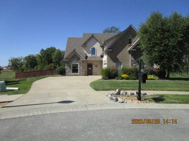 1237 Judge Cir, Clarksville, TN 37043 (MLS #RTC2191157) :: Nashville on the Move