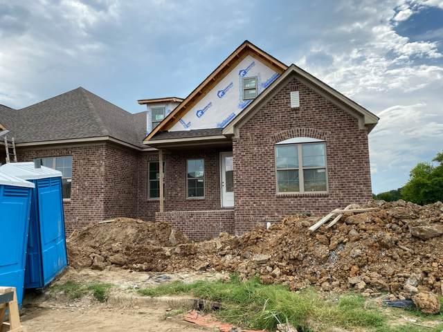 1138 West Cavaletti Cir Lot 252, Gallatin, TN 37066 (MLS #RTC2191160) :: Village Real Estate