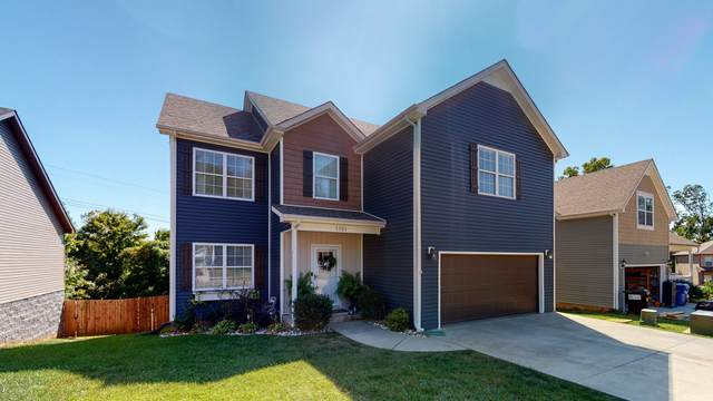1151 Belvoir Ln, Clarksville, TN 37040 (MLS #RTC2191230) :: CityLiving Group