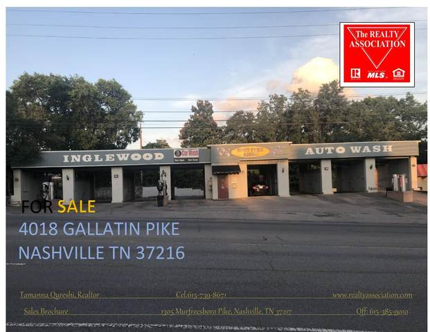 4018 Gallatin Pike, Nashville, TN 37216 (MLS #RTC2191232) :: The Kelton Group